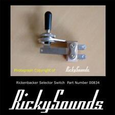 Conmutador Selector Perilla Para Guitarra O Bajo Rickenbacker
