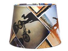 Skate Park Skateboard BMX Graffiti Lamp Shade Ceiling Light Shade Boys Bedroom