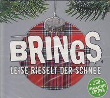 Brings / Leise rieselt der Schnee (2-CD-Weihnachts-Edition, NEU! OVP, NEW)