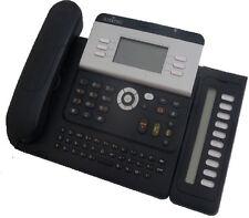 ALCATEL 4029 Set France Urban Grey Telephone With 10 Key Module