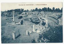 Tunisia - Carthage, L'Ampithéâtre - Vintage postcard