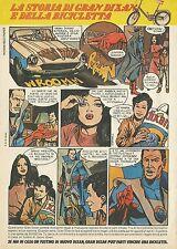 X2340 La Storia di Gran Dixan e della bicicletta - Pubblicità 1980 - Advertising