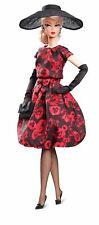 """Barbie FJH77 Elegant Rose Cocktail 12"""" 30cm Collector's Doll"""