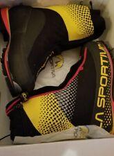 La Sportiva 11Qby Men G2 Sm Footwear Lightweight Mountaineering Boots Shoes 40.5