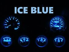 92 95 Jeep Wrangler YJ Gauge Cluster LED Dashboard Bulb Ice Blue