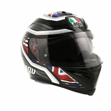 Full Face Plain AGV Motorcycle Helmets