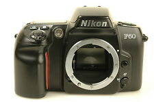 Nikon F60 Slr Body Black Tested and working