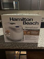 Hamilton Beach 2 lb Digital Bread Maker, Model# 29881. BRAND NEW Inhand