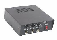 Eagle Mobile Vehicle Car Van PA Amplifier 12V 30W PA System Mixer - Runs off 12V