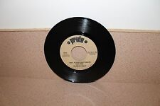 "McKinley Travis Baby is there something/you've got it 7"" vinyl Pride PR2"