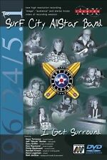 I Get Surround by The Surf City Allstar Band (DVD, Jan-2013, AIX Records)