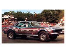 1967 Chevrolet Camaro NHRA Drag Race Hielscher Photo Poster zc3147-TH8GM8