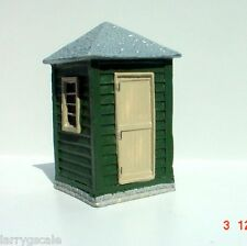 Trackside Shanty Miniature Structure 1/24 Scale G Scale Diorama Accessory Item