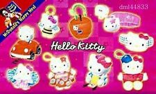 2000 McDonalds Hello Kitty Mip Complete Set - Lot of 9, Girls, 3+