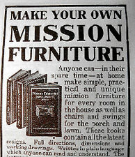 How To Make Mission Furniture plans All 3 Vol. & more
