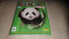 à la découverte du monde animal 2014 - ANIMAUX - PANINI - COMPLET BE