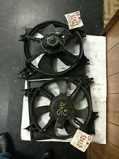 2000 2001 2002 2003  Hyundai Accent automatic radiator condenser cooling fan