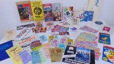 DISNEYLAND EPHEMERA Ticket Stubs Brochures Prize Vouchers Paper Lot 157 Items