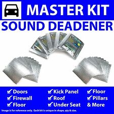 Heat & Sound Deadener Ford Excursion 1999 - 2005 Master Kit 49218Cm2 zirgo