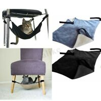 New Pet Cat Crib Cat Hanging Hammock Clutter Free Cat Bed Cage Comforter