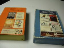Reader's Digest Condensed Books Summer &Winter of 1964 2 books in Boxes First Ed