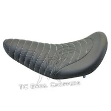 Sullys Thin High Back Solo Seat (Arch) xs650 chopper bobber hardtail sportster