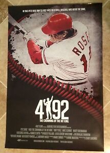 (50 Posters Lot) Pete Rose -4192 Movie Poster-26W x 39H-Mint Cond.-Free Shipping