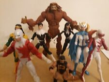 Marvel legends COMPLETE ALPHA FLIGHT   collection perfect condition.