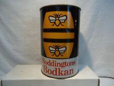 Boddington's Bodkan bee large International beer can steel