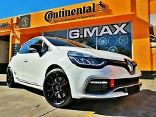 """(Renault Clio RS) 18"""" miala LCZ 010 Wheel + Tyre Package"""