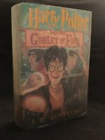 HARRY POTTER AND THE GOBLET OF FIRE J. K. Rowling Published by Scholastic 2000