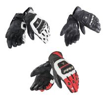Dainese 4 Stroke Evo Short Leather Motorcycle GlovesCa