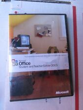 Microsoft Office Student and Teacher Edition 2003 READ