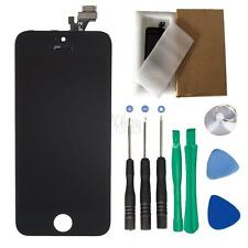 Digitizer Touch Screen Outer LCD Assembly for Black iPhone 5 A1428 A1429 Tools