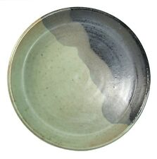 JUDY PHILLIPS - Vintage Studio Pottery Stoneware Charger - Canada - Late 20th C.