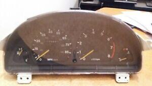 1996-1998 Geo Tracker Suzuki Sidekick X-90 Instrument Speedometer Cluster 154K