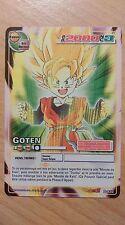 Carte Dragon ball Z Goten D-832