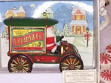 Hallmark Ornament 1981 ROOFTOP DELIVERIES 3rd In Series BOX with Tag