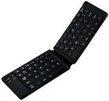 Foldable Bluetooth Keyboard, iCombob Ultra Slim Foldable BT Keyboard B047 Rechar