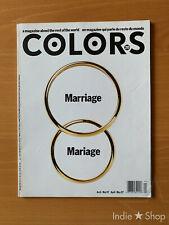 COLORS Magazine #20 – Marriage