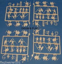 HAT 8035 ROMAN CATAPULTS X 4. 1:72 SCALE PLASTIC (+ 25mm infantry) Generic Box