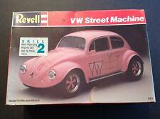Revell Vw Street Machine Model Car Kit 1:25 Scale Kit# 7143