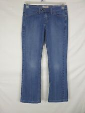 Levis Womens 545 Low Rise Boot Cut Jeans Size 4 (28.5x26.5) Flap Pockets Stretch