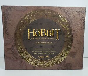 The Hobbit: An Unexpected Journey Chronicles: Art & Design by Weta