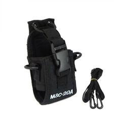 MSC-20A Walkie Talkie Case for GP328+ Wouxun KG-UV8D CB Radio Kenwood Quansheng