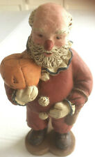 Sarahs Attic Halloween Santa Resin Collectible Figurine 1988 #A1346