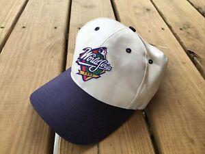 1999 World Series Hat Genuine MLB Merchandise Snapback Cap NWT
