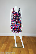 *MARC by MARC JACOBS* 100% SILK FLORAL PRINT DRESS (UK 12)
