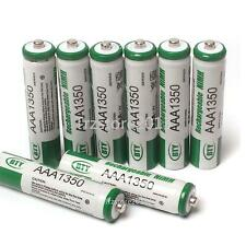 Hot Sale 8 X 3A 1350mAh 1.2V AAA Size NiMH Rechargeable Battery for Cell RC