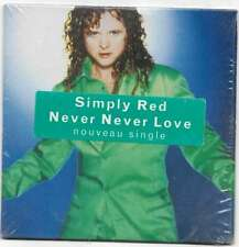 CD - Simply Red - Never Never Love